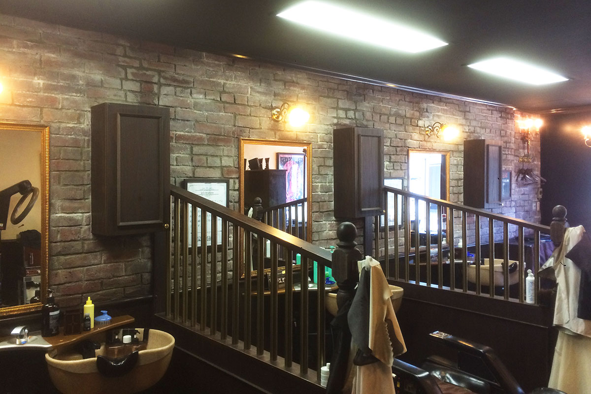 BARBER SHOP Renovation 01