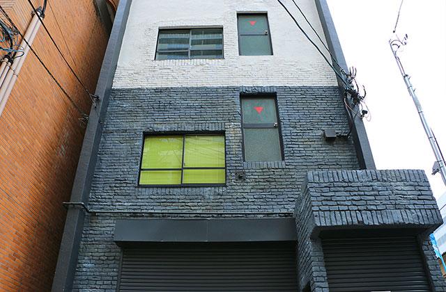 ビル外壁 リノベーション リフォーム