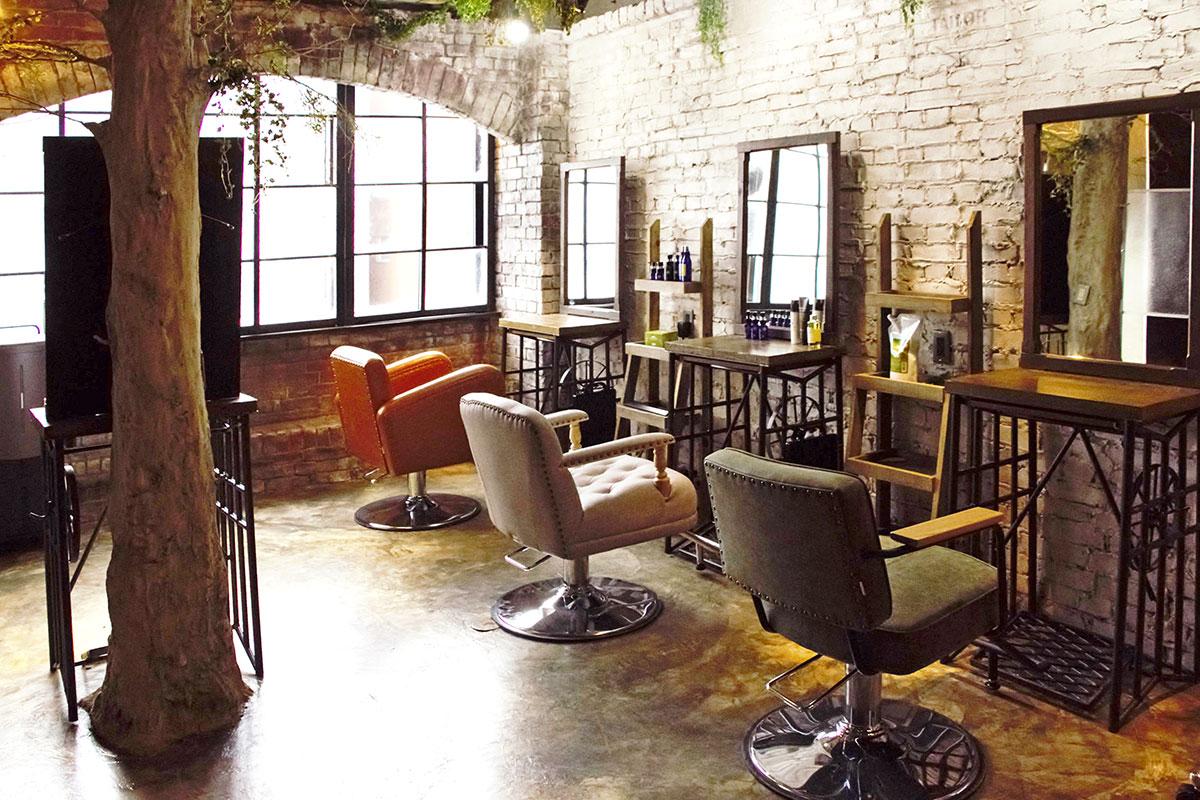 hair salon renovation03(No.06 Hair Work Shop)