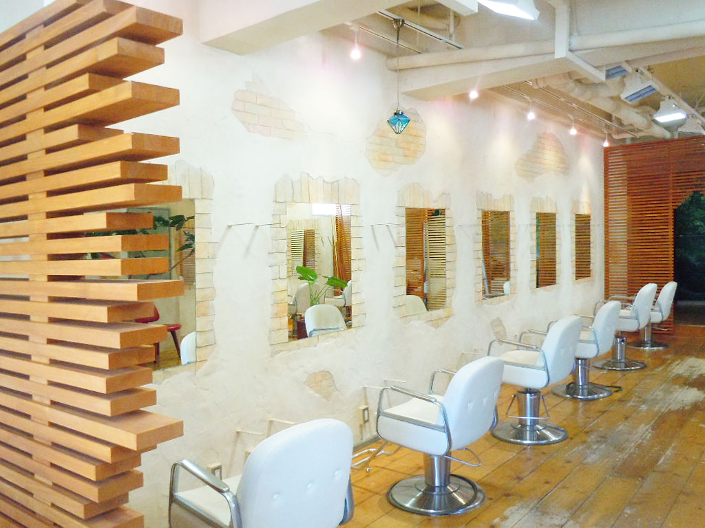 Hair Salon Renovation 01