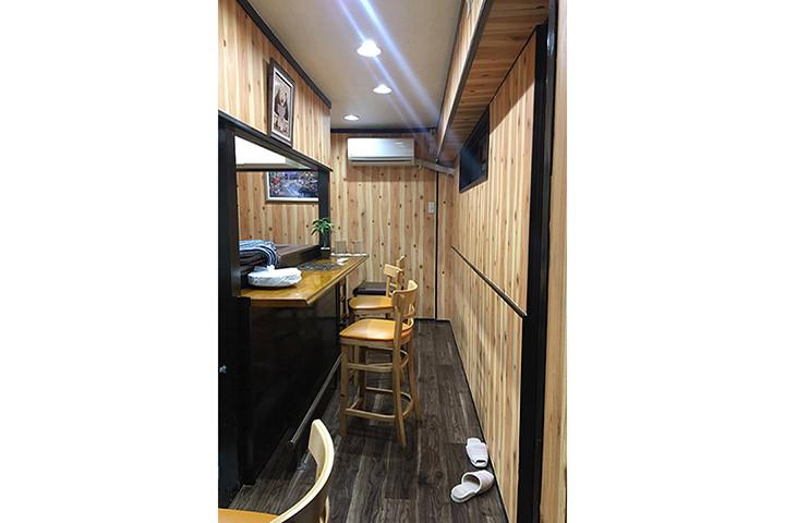 Cafe renovation 01( Cafe de Garnier)